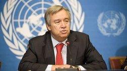 Γκουτέρες: Δίκαιη παγκοσμιοποίηση, θαρραλέα δράση για το κλίμα