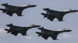 Κοντά σε συμφωνία για 36 ρώσικα μαχητικά Su-35 η Άγκυρα