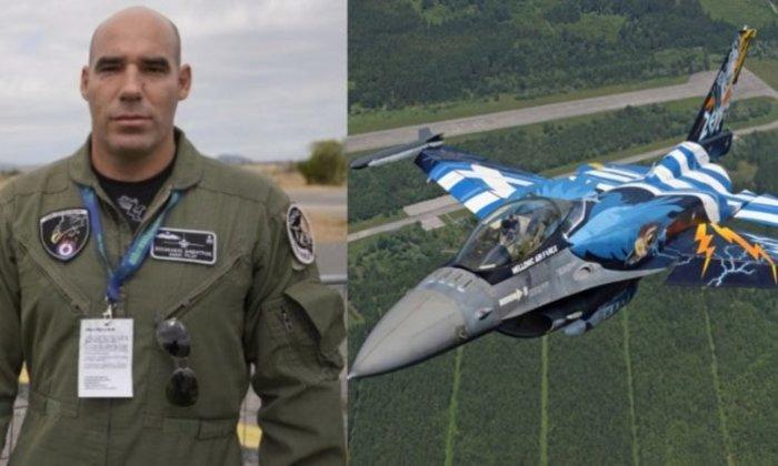 """25η Μαρτίου: Αυτός είναι ο πιλότος της ομάδας """"Ζευς"""" που συγκλόνισε την Ελλάδα με το μήνυμά του [Εικόνες] - εικόνα 2"""
