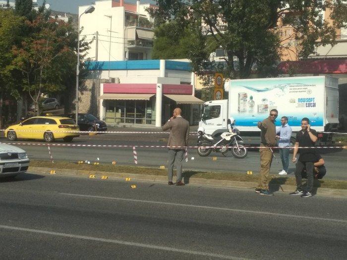 """Χαϊδάρι: Νεκρός ο επιχειρηματίας που """"γάζωσαν"""" με καλάσνικοφ - εικόνα 2"""