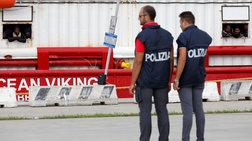 Η Ρώμη έδωσε άδεια να αποβιβαστούν 104 πρόσφυγες στη Σικελία