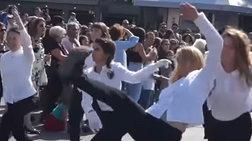Καλλιτεχνικό δρώμενο η διαφορετική παρέλαση στη Ν. Φιλαδέλφεια