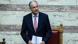 Τασούλας: Εσφαλμένα τα επιχειρήματα Τσίπρα-Κριτική για Πολάκη-Τζανακόπουλο