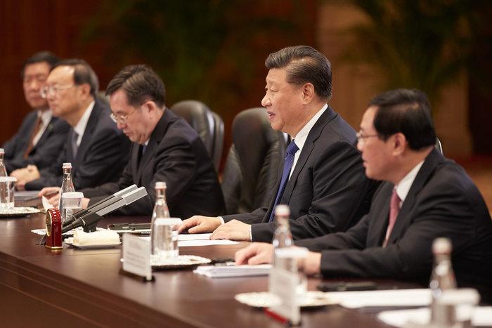 Μητσοτάκης σε Σι Τζινπίνγκ: Αποφασισμένοι για ξένες επενδύσεις - εικόνα 2