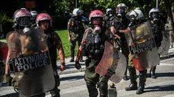 Ομόνοια: Επίθεση σε διμοιρία ΜΑΤ - Μια σύλληψη και 4 προσαγωγές