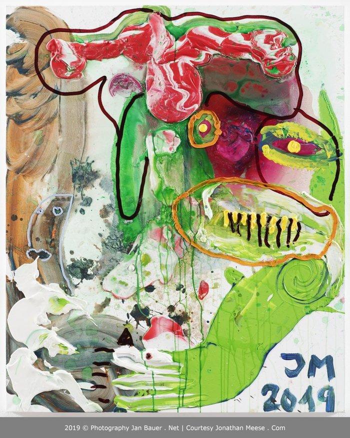 Τα νέα έργα του Jonathan Meese στη γκαλερί Bernier-Eliades - εικόνα 2