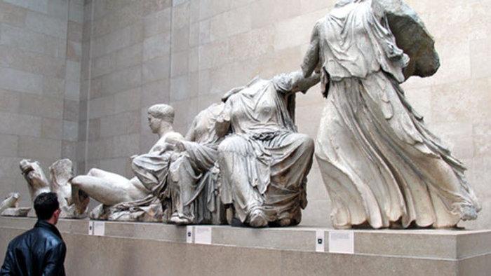 Ρόμπερτσον: Το Βρετανικό Μουσείο είναι ο μεγαλύτερος αποδέκτης κλοπιμαίων