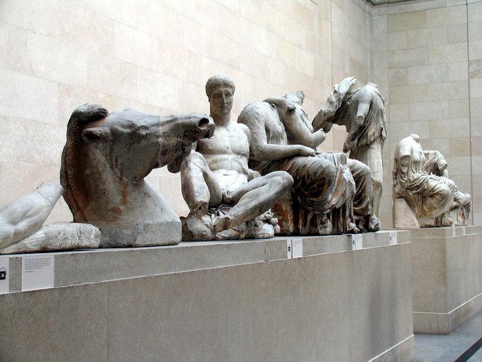 Ρόμπερτσον: Το Βρετανικό Μουσείο είναι ο μεγαλύτερος αποδέκτης κλοπιμαίων - εικόνα 2
