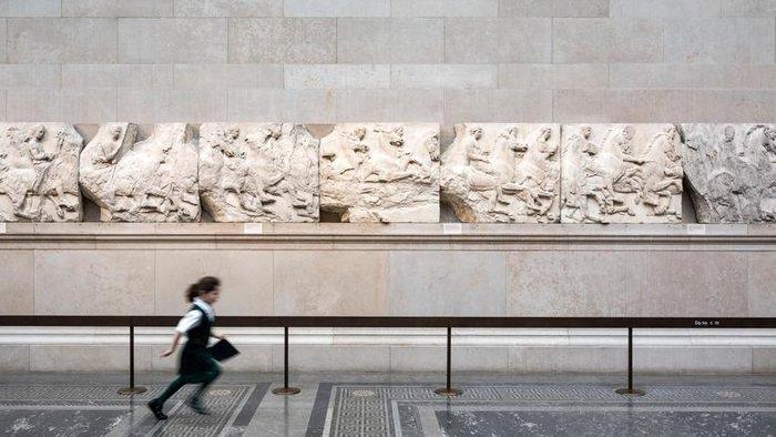 Ρόμπερτσον: Το Βρετανικό Μουσείο είναι ο μεγαλύτερος αποδέκτης κλοπιμαίων - εικόνα 4