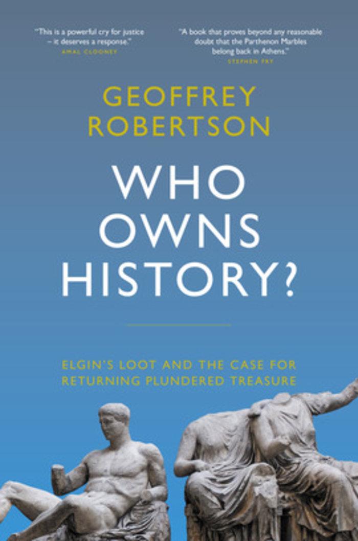 Ρόμπερτσον: Το Βρετανικό Μουσείο είναι ο μεγαλύτερος αποδέκτης κλοπιμαίων - εικόνα 3