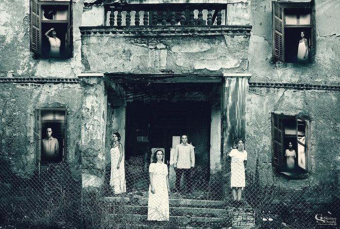 Το κτίριο: μια παράσταση στο ιστορικό Μερόπειο της Ακρόπολης - εικόνα 2