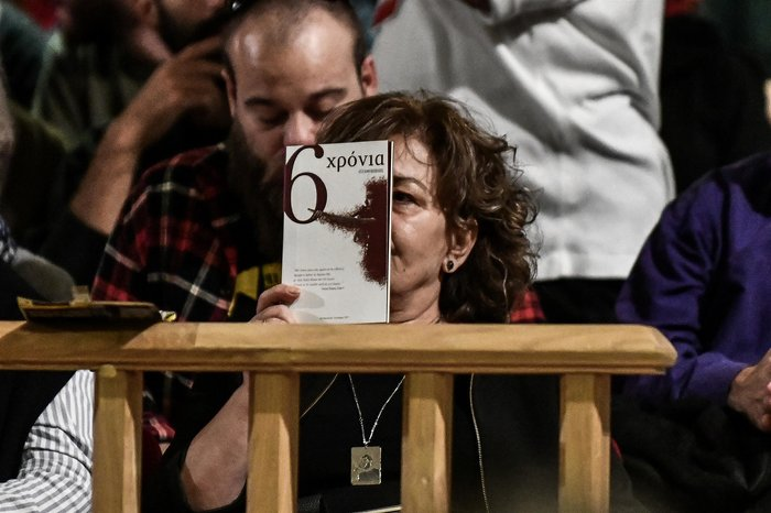 Αμετανόητος ο Μιχαλολιάκος στη δίκη: Πολιτική σκευωρία - εικόνα 3