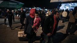 Στον Πειραιά πρόσφυγες από Μυτιλήνη και Χίο