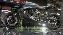 Αυτή είναι η μοτοσικλέτα των 108.000 ευρώ της Aston Martin