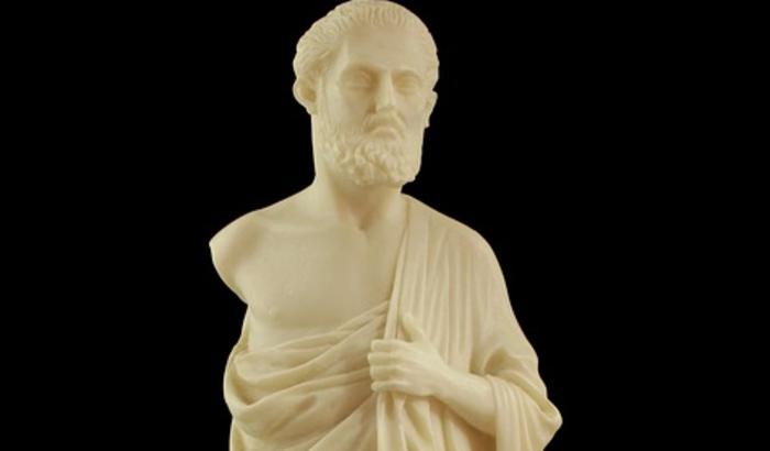 Ο Ιπποκράτης (Κως, 460 π.Χ. - Λάρισα, 377 π.Χ.)