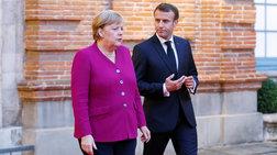 «Κόντρα» Μέρκελ - Μακρόν για τους στόχους του ΝΑΤΟ