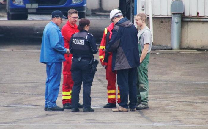 Ανασύρθηκαν σώοι οι 35 εργάτες που παγιδεύτηκαν σε ορυχείο της Γερμανίας - εικόνα 2