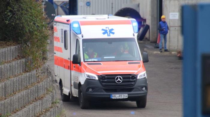 Ανασύρθηκαν σώοι οι 35 εργάτες που παγιδεύτηκαν σε ορυχείο της Γερμανίας - εικόνα 3
