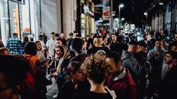 Η συλλογή The Tribe της Napapijri ξεσήκωσε με ένα Fashion Street Party