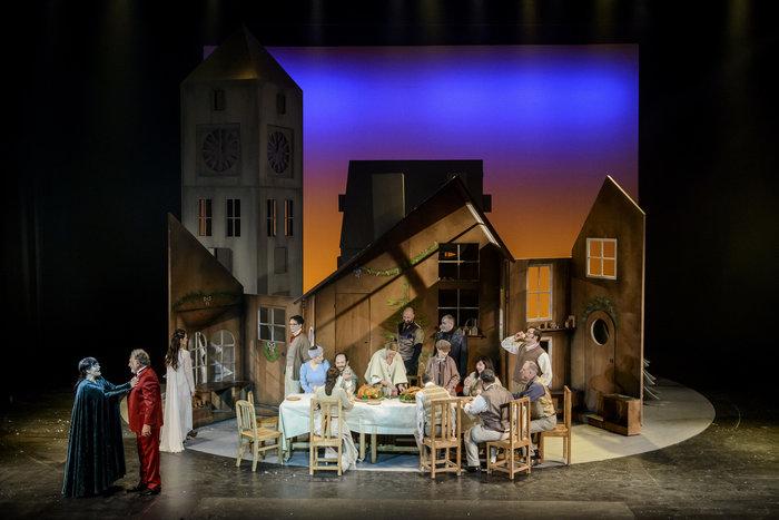 Η «Χριστουγεννιάτικη ιστορία» του Τσαρλς Ντίκενςστο Εθνικό Θέατρο