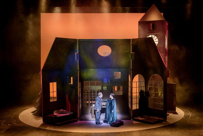 Η «Χριστουγεννιάτικη ιστορία» του Τσαρλς Ντίκενςστο Εθνικό Θέατρο - εικόνα 2