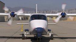 NASA: το πρώτο ηλεκτρικό αεροπλάνο Χ-57 που θα πετάξει το 2020