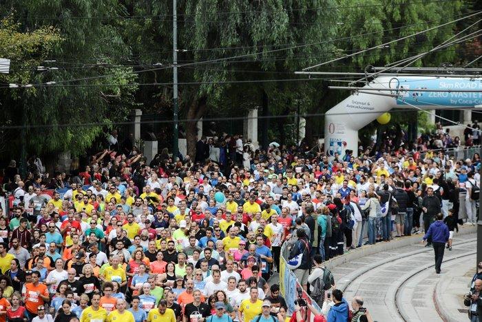 Μεγάλη συμμετοχή στον 37ο Αυθεντικό Μαραθώνιο - ποιοι δρόμοι είναι κλειστοί - εικόνα 3