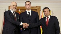 Προχωρά η «μικρή Σέγκεν» με Σερβία, Αλβανία, Βόρεια Μακεδονία