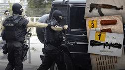 Ετοίμαζαν τρομοκρατικό χτύπημα με ασθενοφόρο, καλάσνικοφ και εκρηκτικά