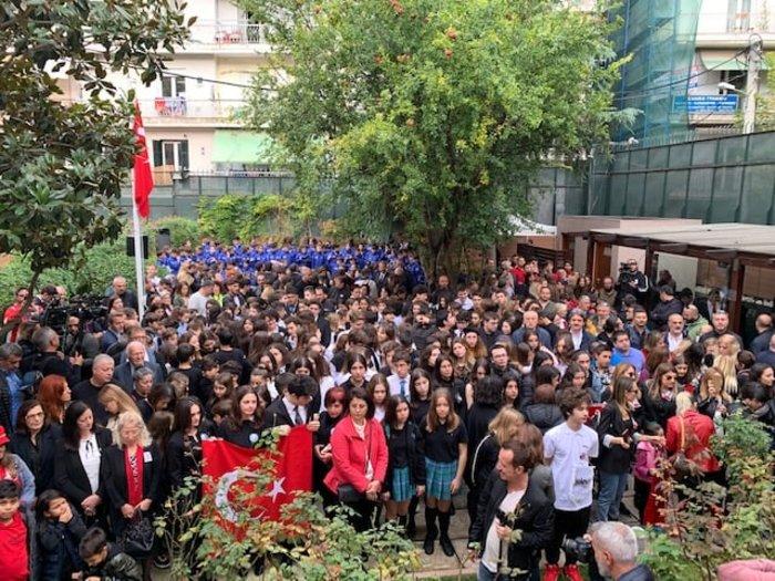 Εκατοντάδες Τούρκοι στη Θεσσαλονίκη για την επέτειο θανάτου του Ατατούρκ - εικόνα 2