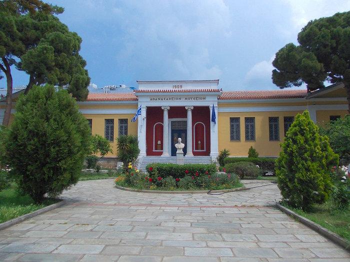 """110 χρόνια γιορτάζει το """"Αθανασάκειο"""" αρχαιολογικό μουσείο Βόλου"""