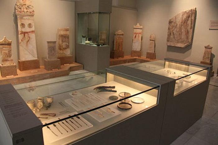 """110 χρόνια γιορτάζει το """"Αθανασάκειο"""" αρχαιολογικό μουσείο Βόλου - εικόνα 2"""