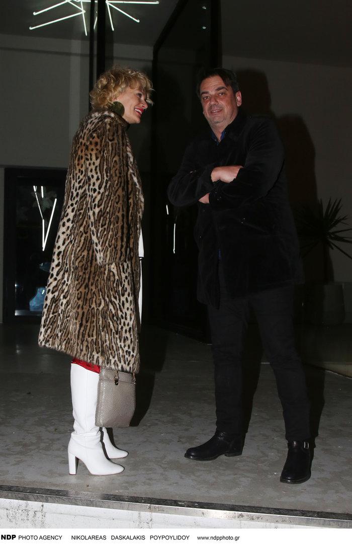 Χριστοπούλου: Ο σύντροφός μου είναι αρσενικό, τον βλέπεις & λες Παναγία μου - εικόνα 2