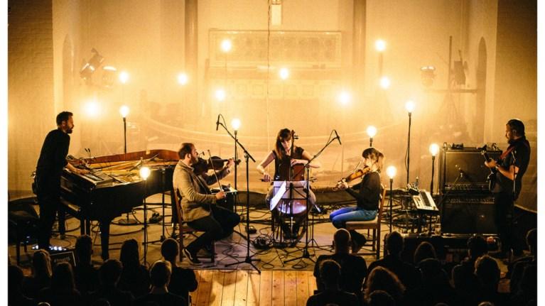 Mια συναυλία αφιερωμένη στον συνθέτη Jóhann Jóhannsson