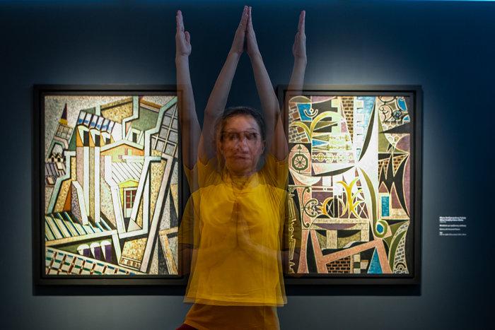 Σε ποιο μουσείο μπορείς να κάνεις γιόγκα κάθε Τρίτη και Πέμπτη; - εικόνα 3