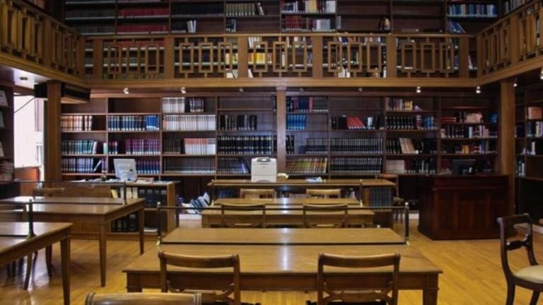Οι πολύτιμες Δευτέρες επιστρέφουν στη Βιβλιοθήκη της Βουλής