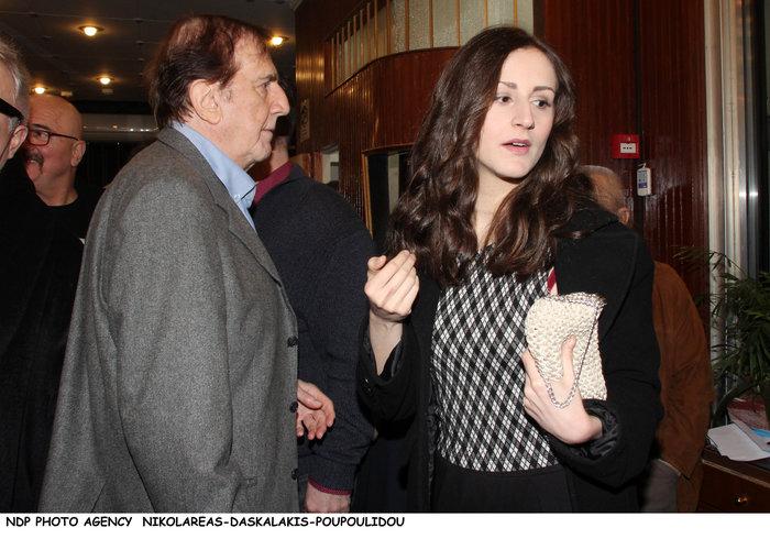 Γιώργος Κωνσταντίνου: Για πρώτη φορά παίζει στο θέατρο με την κόρη του Αννα - εικόνα 4