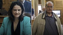 Καρφιά Φίλη: Υπουργός Παιδείας είναι ο Χρυσοχοΐδης, όχι η Κεραμέως