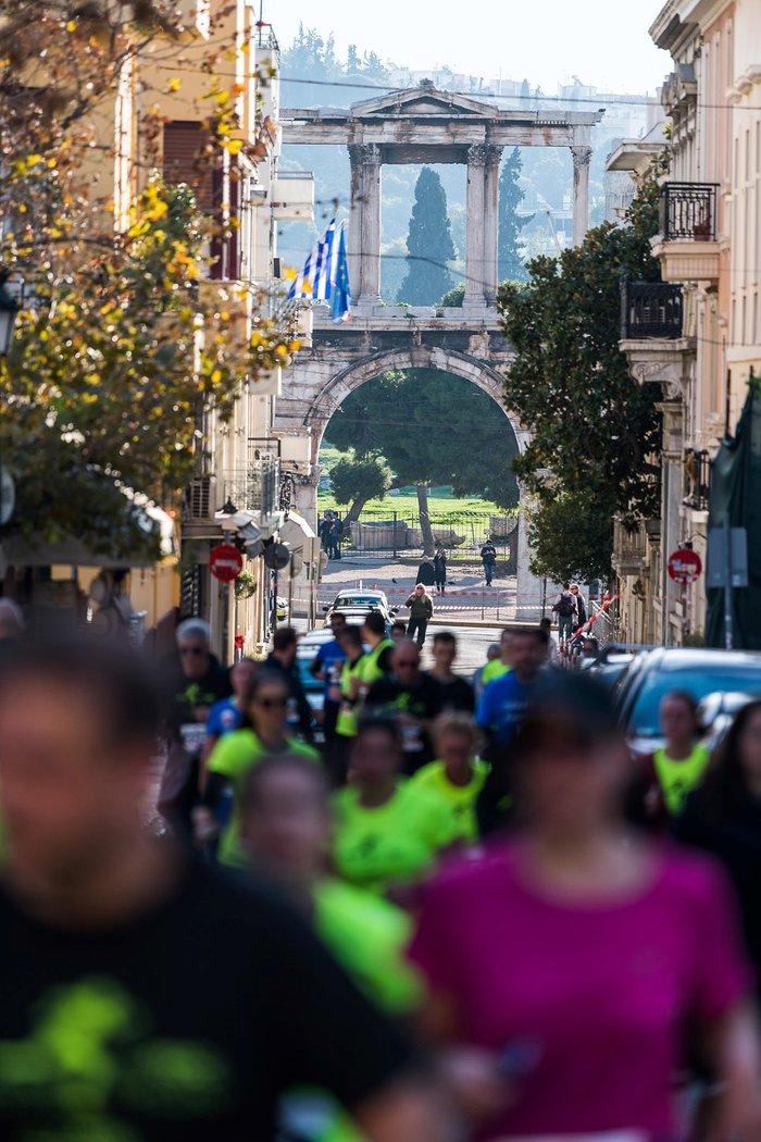 TheTOC Merrython 2019:Η πανέμορφη διαδρομή στο ιστορικό κέντρο της Αθήνας - εικόνα 5