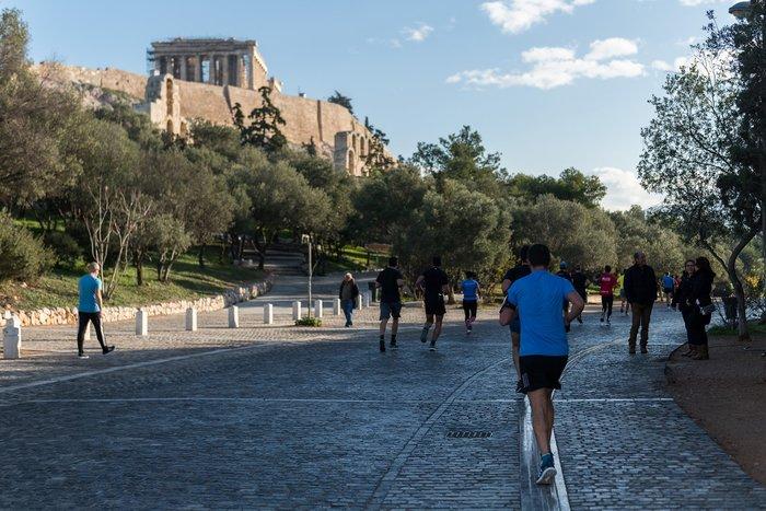 TheTOC Merrython 2019:Η πανέμορφη διαδρομή στο ιστορικό κέντρο της Αθήνας - εικόνα 3