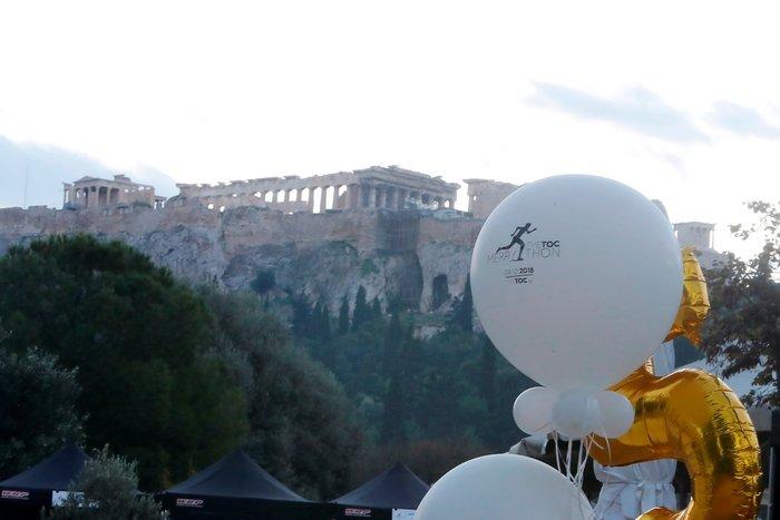TheTOC Merrython 2019:Η πανέμορφη διαδρομή στο ιστορικό κέντρο της Αθήνας