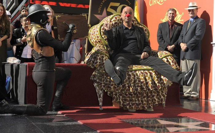Συνελήφθη ο δισεκατομμυριούχος ιδρυτής του  Cirque du Soleil
