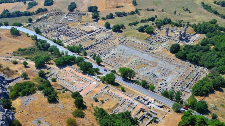 Αναμορφώνεται και ενοποιείται ο αρχαιολογικός χώρος Φιλίππων