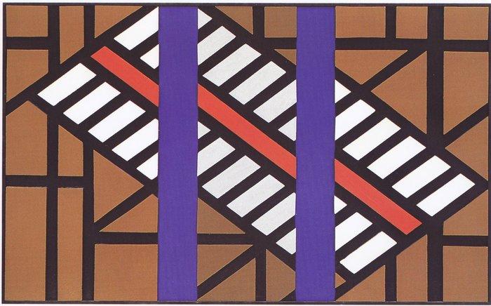 'Οπυ ΖούνηΠαραλλαγή 1, 1980Συλλογή Αλέξανδρου Ζούνη