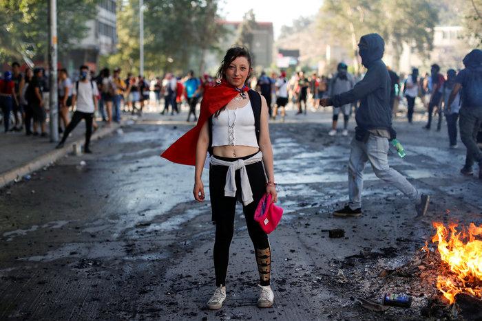Χάους συνέχεια στη Χιλή - Στους 22 οι νεκροί (φωτό) - εικόνα 7
