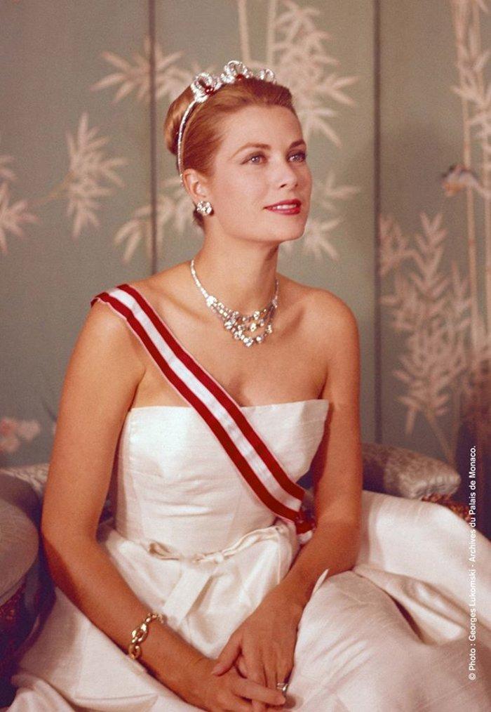 Το παλάτι τιμά την Γκρέις Κέλι με δέκα σπάνιες φωτογραφίες - εικόνα 2