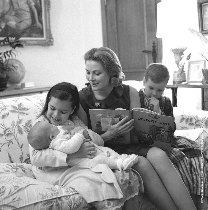 Το παλάτι τιμά την Γκρέις Κέλι με δέκα σπάνιες φωτογραφίες - εικόνα 4