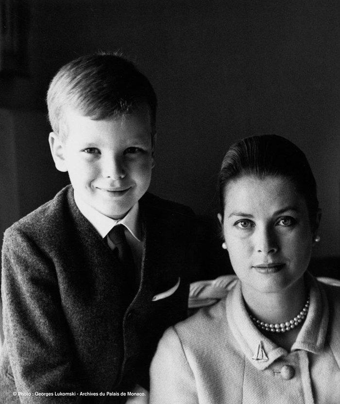 Το παλάτι τιμά την Γκρέις Κέλι με δέκα σπάνιες φωτογραφίες - εικόνα 5