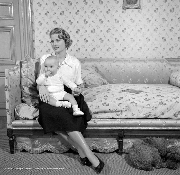 Το παλάτι τιμά την Γκρέις Κέλι με δέκα σπάνιες φωτογραφίες - εικόνα 9