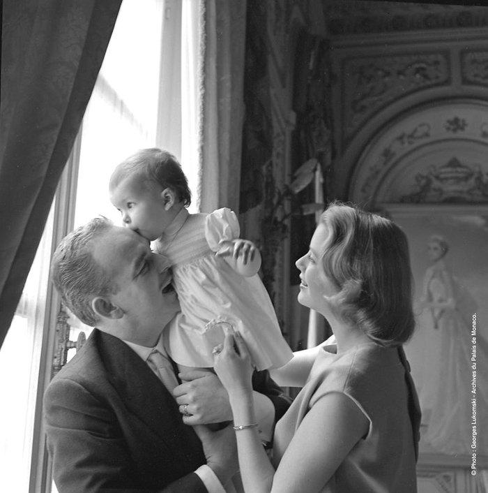 Το παλάτι τιμά την Γκρέις Κέλι με δέκα σπάνιες φωτογραφίες - εικόνα 10
